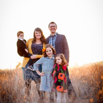 Wyatt Family | Napa Valley Family Photographer | Nicholas Dunne Photography